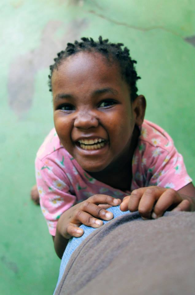 child at house of hope